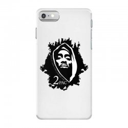 tupac (5x) iPhone 7 Case | Artistshot