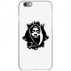 tupac (5x) iPhone 6/6s Case | Artistshot