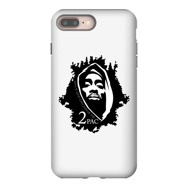 Tupac (5x) Iphone 8 Plus Case | Artistshot