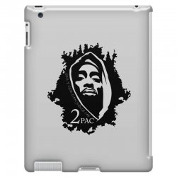 tupac (5x) iPad 3 and 4 Case | Artistshot