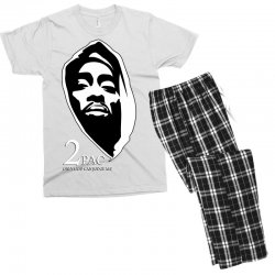 tupac (5) Men's T-shirt Pajama Set | Artistshot