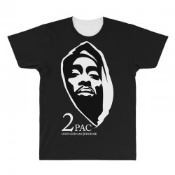 tupac (5) All Over Men's T-shirt | Artistshot