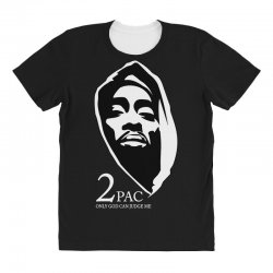 tupac (5) All Over Women's T-shirt | Artistshot