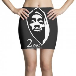 tupac (5) Mini Skirts | Artistshot