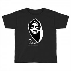 tupac (5) Toddler T-shirt | Artistshot