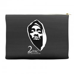 tupac (5) Accessory Pouches | Artistshot