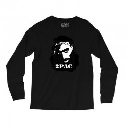 tupac (4x) Long Sleeve Shirts | Artistshot