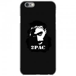 tupac (4x) iPhone 6/6s Case | Artistshot