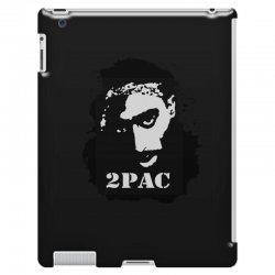 tupac (4x) iPad 3 and 4 Case | Artistshot