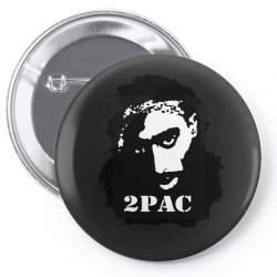 tupac (4x) Pin-back button | Artistshot
