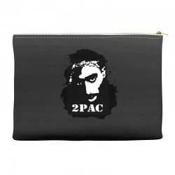 tupac (4x) Accessory Pouches | Artistshot