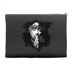tupac (2x) Accessory Pouches | Artistshot