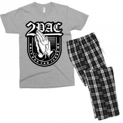 tupac (3) Men's T-shirt Pajama Set | Artistshot