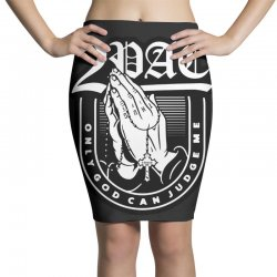 tupac (3) Pencil Skirts | Artistshot