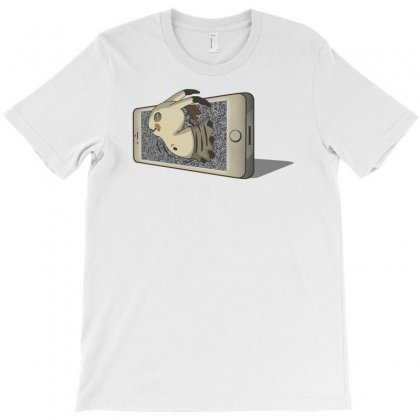 A Wild Pokeghost Appears T-shirt Designed By Firstore
