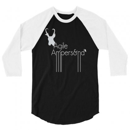 Agile Ampers 3/4 Sleeve Shirt Designed By Firstore
