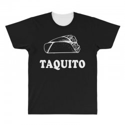 Taco and Taquito Family Matching All Over Men's T-shirt | Artistshot