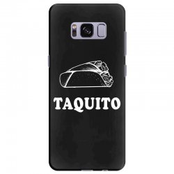 Taco and Taquito Family Matching Samsung Galaxy S8 Plus Case | Artistshot