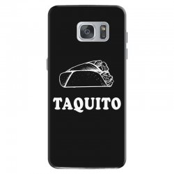 Taco and Taquito Family Matching Samsung Galaxy S7 Case | Artistshot