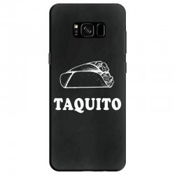 Taco and Taquito Family Matching Samsung Galaxy S8 Case | Artistshot