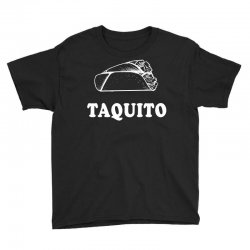 Taco and Taquito Family Matching Youth Tee | Artistshot