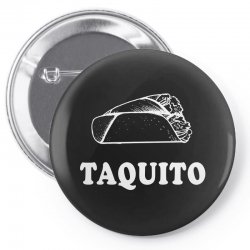 Taco and Taquito Family Matching Pin-back button | Artistshot