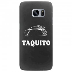 Taco and Taquito Family Matching Samsung Galaxy S7 Edge Case | Artistshot