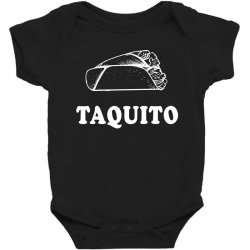 Taco and Taquito Family Matching Baby Bodysuit | Artistshot