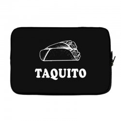 Taco and Taquito Family Matching Laptop sleeve | Artistshot