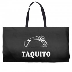 Taco and Taquito Family Matching Weekender Totes | Artistshot