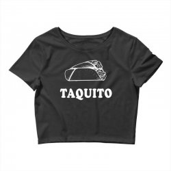 Taco and Taquito Family Matching Crop Top | Artistshot