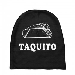 Taco and Taquito Family Matching Baby Beanies | Artistshot