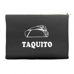 Taco and Taquito Family Matching Accessory Pouches | Artistshot