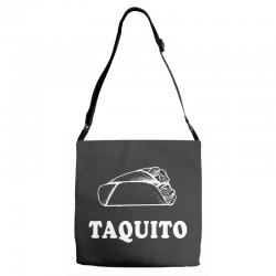 Taco and Taquito Family Matching Adjustable Strap Totes | Artistshot