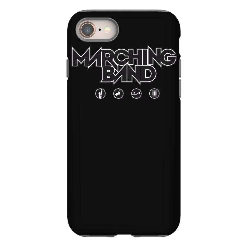 Marching Band Iphone 8 Case  By Artistshot