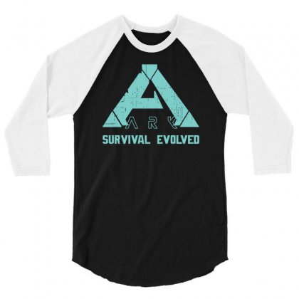 Ark Survival Evolved 3/4 Sleeve Shirt Designed By Firstore