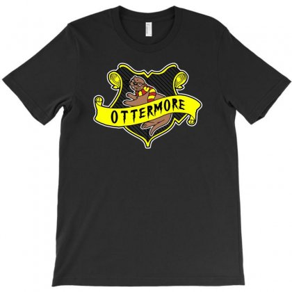 Ottermore T-shirt Designed By Mash Art