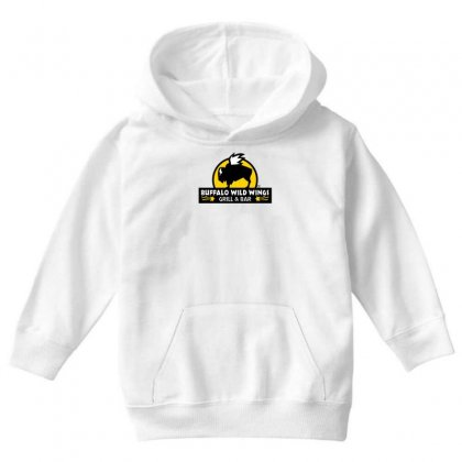 Buffalo Wild Wings Youth Hoodie Designed By Firstore