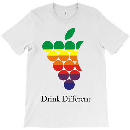 Drink Different T-shirt Designed By Firstore