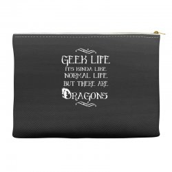 geek life Accessory Pouches | Artistshot