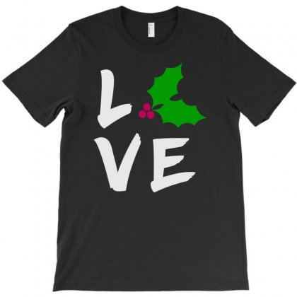 Love Christmas Trending T-shirt Designed By Firstore