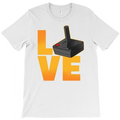 Love Stick T-shirt Designed By Firstore