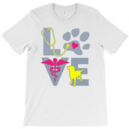 Love Teal Best Trending T-shirt Designed By Firstore
