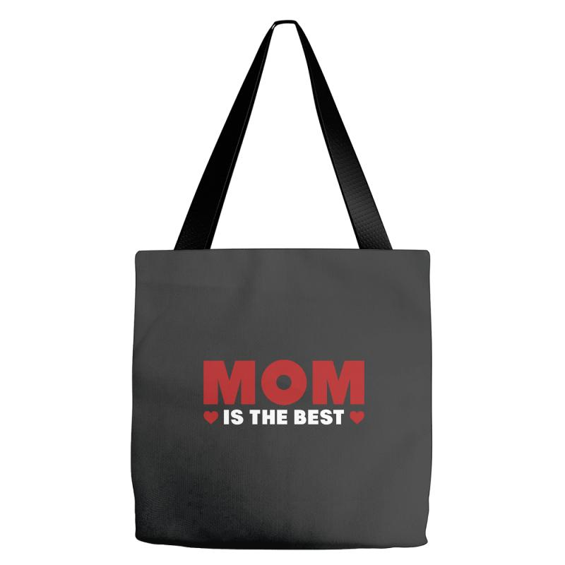 07b2b492d3 Custom Mom Is The Best Tote Bags By Firstore - Artistshot