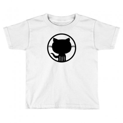 Popular Github Linux Merb Ruby Geek Programmer Lm325 Best Trending Toddler T-shirt Designed By Firstore