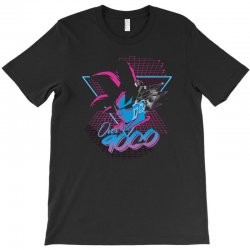 over 9000 80's T-Shirt | Artistshot