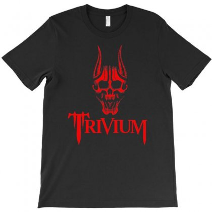 Screaming Skull T-shirt Designed By Firstore