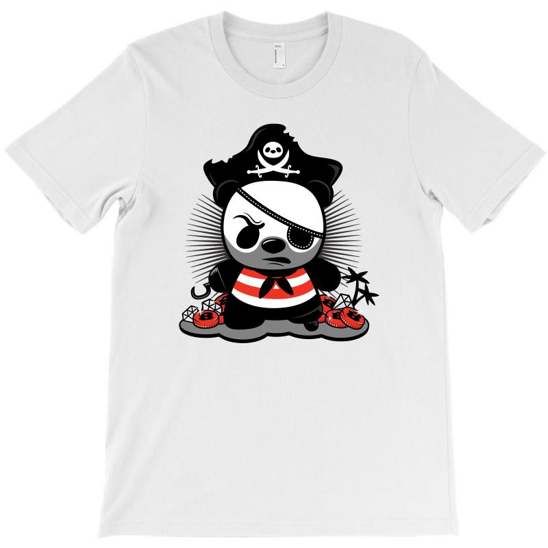 Arsmt Pirate Panda Hooded Sweatshirts Long Sleeve Pullover for Mens