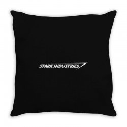 stark industries Throw Pillow | Artistshot