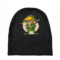 the legend of zelda Baby Beanies | Artistshot